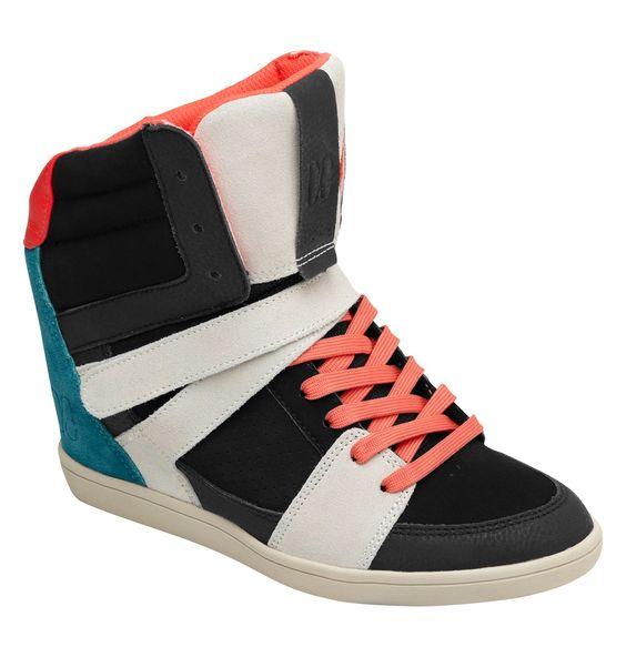 dcshoes Mirage Mid 320366 - DC Shoes