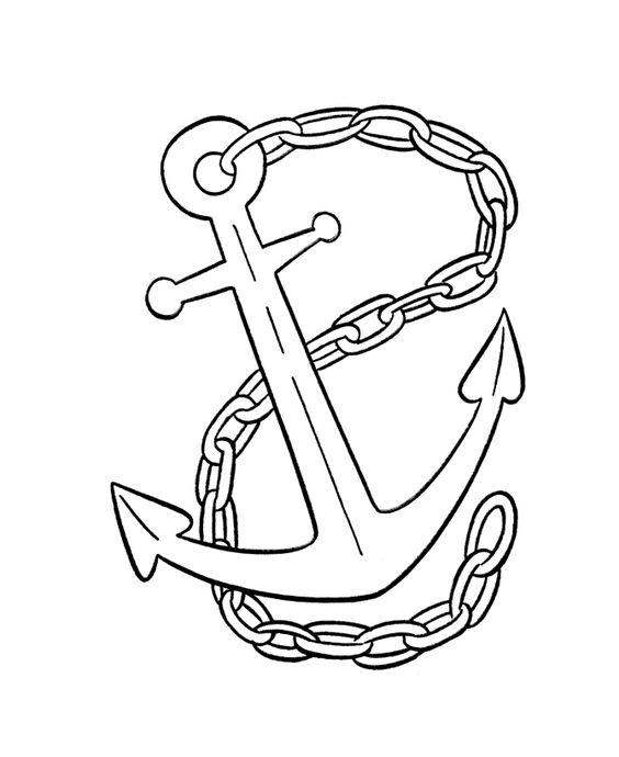 Anchor Tattoo Coloring Pages | pirate driving a car photos baiganchoka bum caribbean pix pirate ...