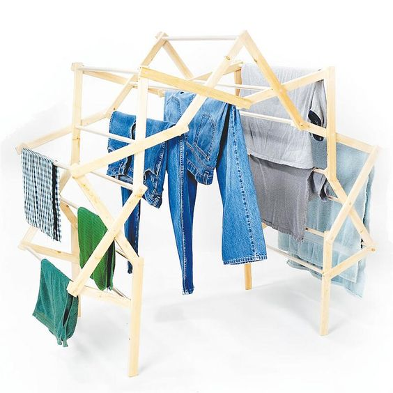 Unique Clothing Dryer ~ Arches drying racks and shape on pinterest