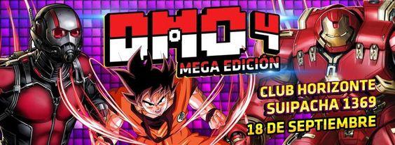 DMO Mega Edición 2016 - Rosario, Argentina, 18 de Septiembre 2016 ~ Kagi Nippon He ~ Anime Nippon-Jin