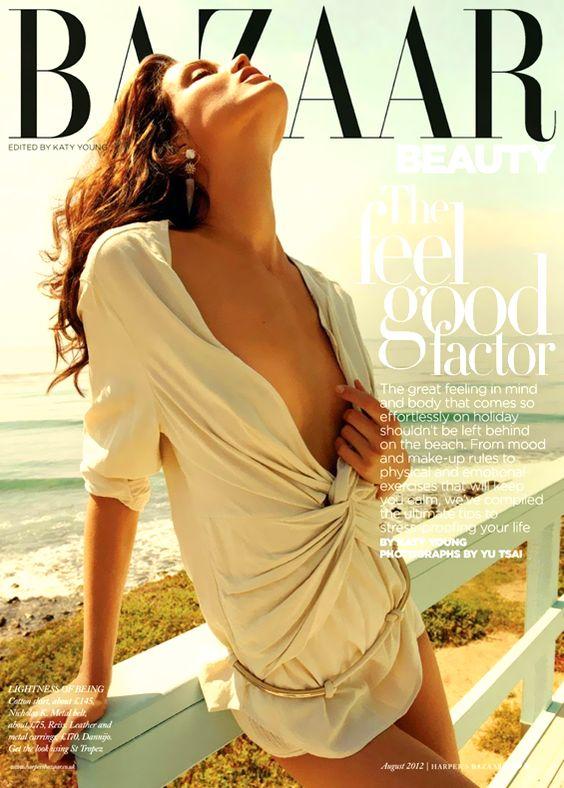 Harper's Bazaar Beauty