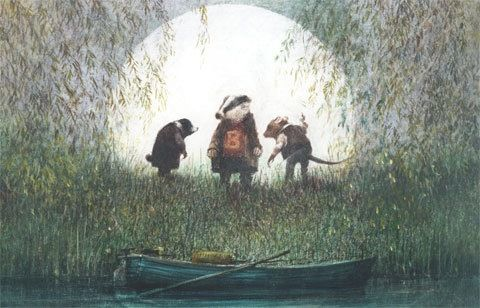 wind in the willows by inga moore - Google Search: