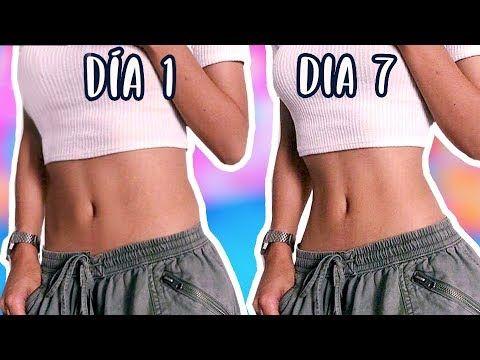 Como perder peso en mi barriga