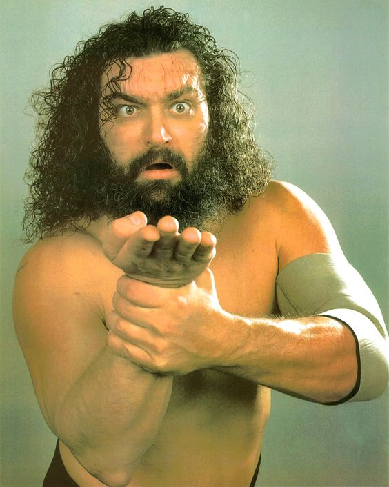 "Frank Donald Goodish (June 18, 1946 – July 17, 1988) was an American professional wrestler who earned his greatest fame under the ring names King Kong Brody and Bruiser Brody. As a wrestler, he helped innovate the ""brawling"" style and was infamous for his wild and legit uncooperative demeanor. https://en.wikipedia.org/wiki/Bruiser_Brody"