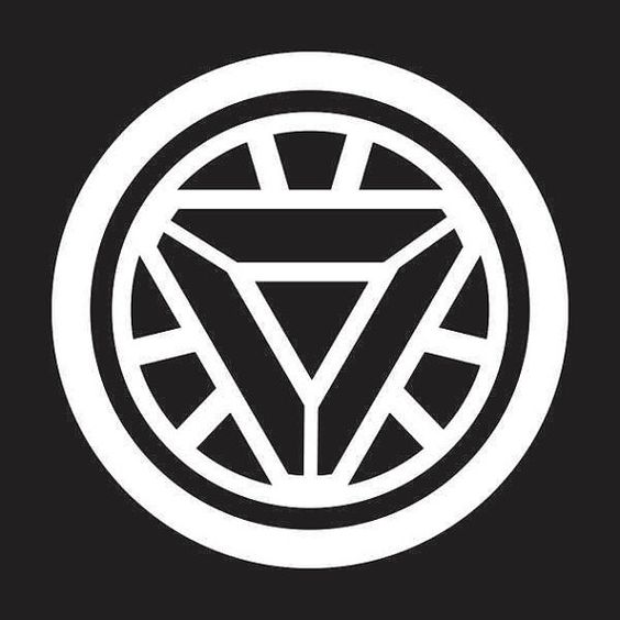 Pinterest • The world's catalog of ideas Iron Man 3 Arc Reactor Logo