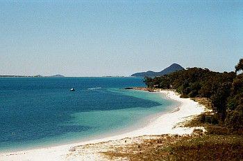 Corlette Beach, Port Stephens, Australia