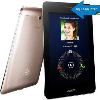 "Tablet ASUS Fonepad ME371MG-1I032A Tela 7"""