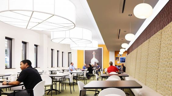 Aflac Projects Gensler Office Space Design Commercial