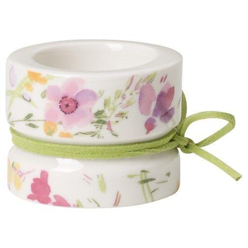 Mariefleur Spring Tealightholder small 5cm - Villeroy & Boch