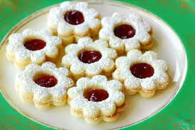 linzer cookies - Google Search