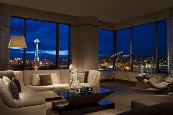 [Hotel Review] Pan Pacific, A Luxury Boutique Hotel in Seattle