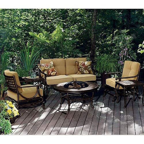 Coloring replacement cushions and black on pinterest - Conversation set replacement cushions ...
