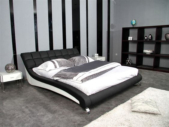 Modern California King Bed Frame House Pinterest Beds And