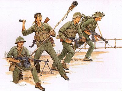vietnamese military | Proud to be Vietnamese - north-vietnam-army-sketch.jpg