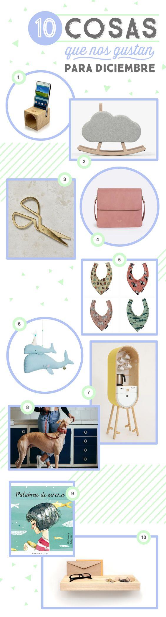 10 cosas que nos gustan para Diciembre | muymolon.com | Bloglovin'