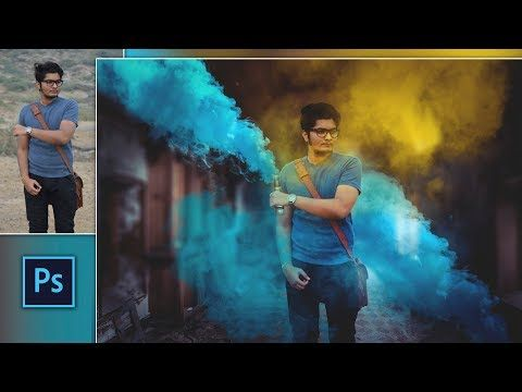 Color Bomb Explosion Effect Ucreationz Color Smoke Spray Photo Editing In Photosho Background Photoshop Smoke Effect Backgrounds For Editing Smoke Background Background image color filter cb