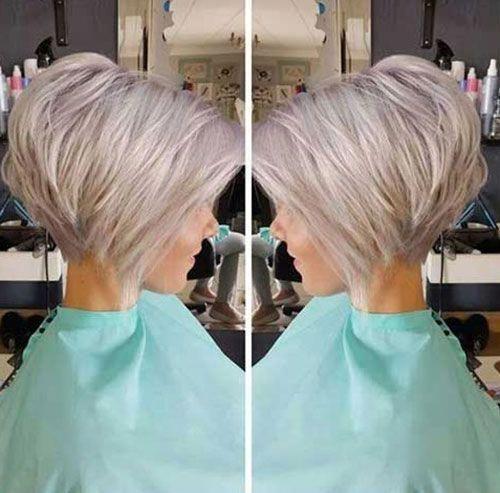 Blond kurzhaarschnitt frauen Kurze Haare