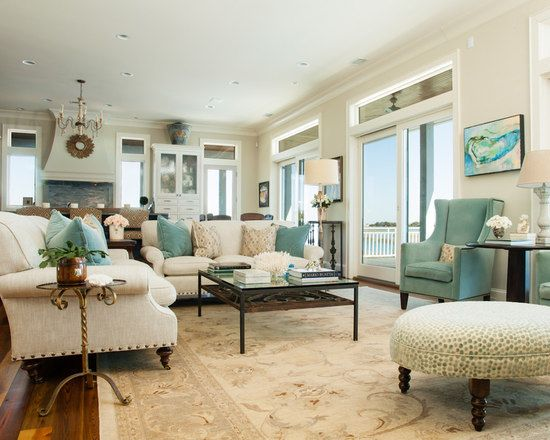Nice Blue And Beige Living Room And Blue Beige Living Room Houzz Beige Living Rooms Living Room Wall Color Beige Living Room Walls