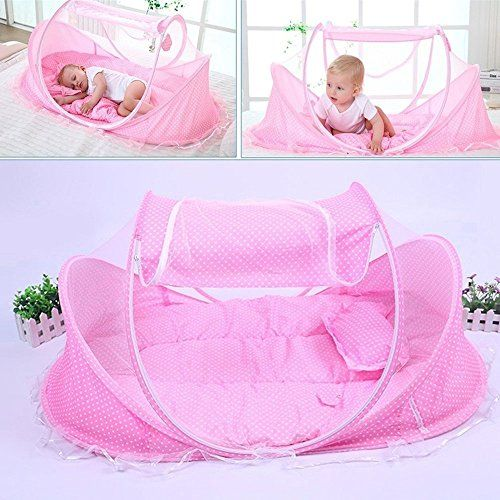 KidsTime Baby Travel Bed,Baby Bed