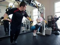 "Fears that strength training puts developing bodies at greater risk of bone damage, growth plate injury and stunted growth are ""old-school thinking.""  - Dr. Joel Brenner, director of the Sports Medicine Program at CHKD"