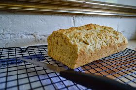Simple and easy beer bread