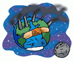Cuida bien tu planeta tierra