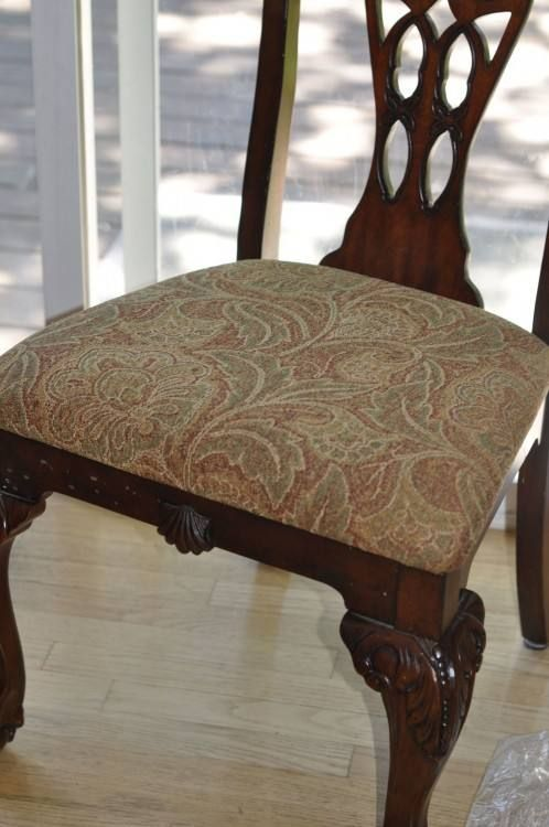 Dining Room Chair Cushions With Skirts Fabric Dining Chairs Dining Room Chair Cushions Dining Chair Cushions