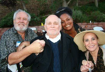 With Ron Kovic