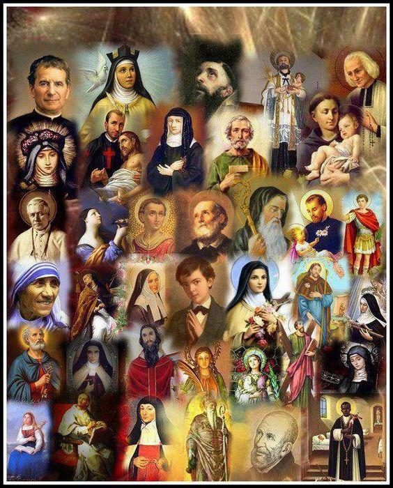 Billedresultat for holy saint