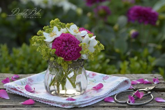 floral decoration ideas - Daniela Behr Gallery / deco & style