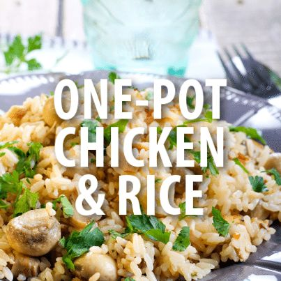Cooking Channel host Chuck Hughes visited Today Show with a Summer One-Pot Chicken Recipe that helps you save on cleanup. You can use your favorite rice!