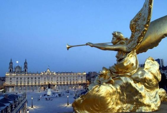 Place Stanislas à #Nancy
