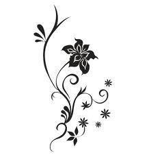 bildergebnis f r tattoo blumenranken vorlage tattoo. Black Bedroom Furniture Sets. Home Design Ideas