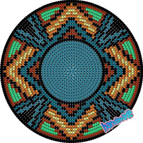 Wayuu Mochila bottom: