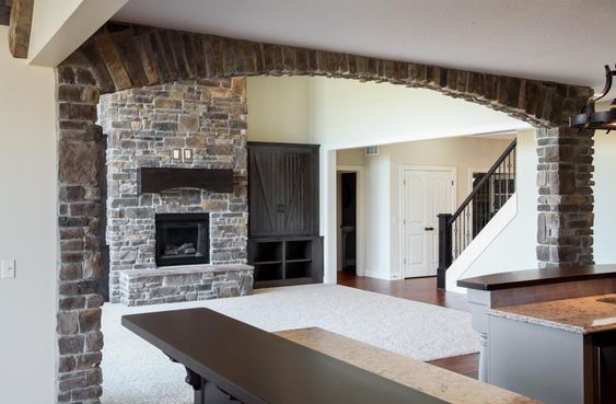 Arkansas Arches and Fireplaces on Pinterest
