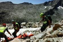 Fallece un montañero francés en la cresta de Salenques en Benas...
