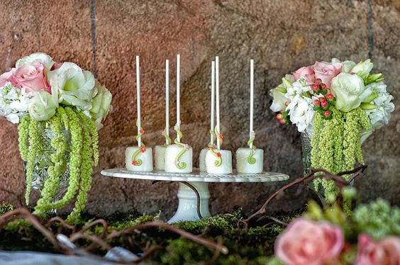 Tangled wedding Theme- Very enchanted and great colors