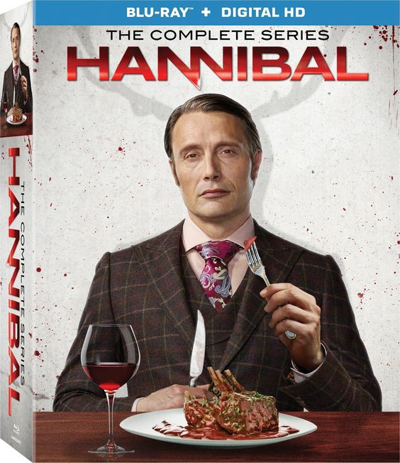 Hannibal: The Complete Series (TV) (2013-2015) Blu-ray