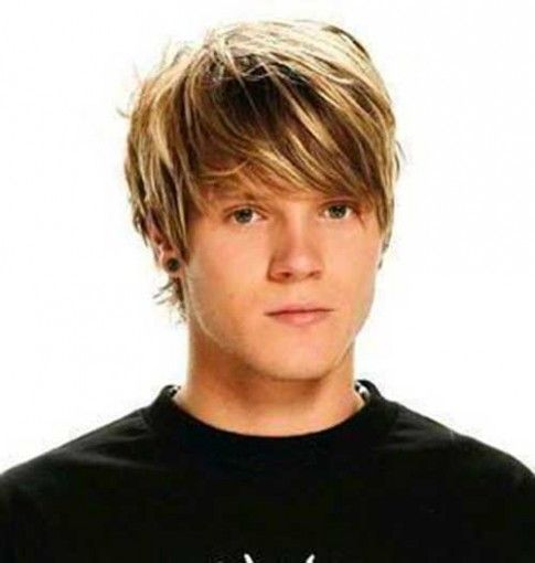 Long Hairstyle Boy Pic In 2020 Boys Long Hairstyles Boy Hairstyles Boys Haircuts