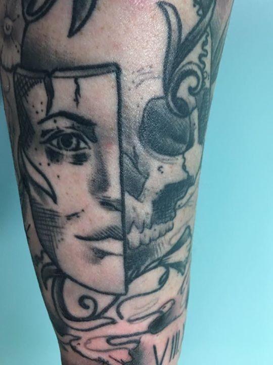 Progress Tattoo By Heather From Lotus Tattoo Studio 20170730 Tattoo Studio Tattoo Images Lotus Tattoo