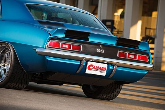 1969 Pro Touring Chevrolet Camaro Owned By Jeff Dupont! | Muscle Cars Zone!