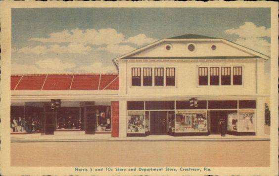 Harris's 5 & 10 Store, Crestview