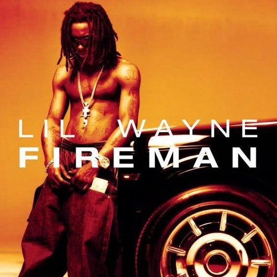 Lil Wayne – Fireman (single cover art)