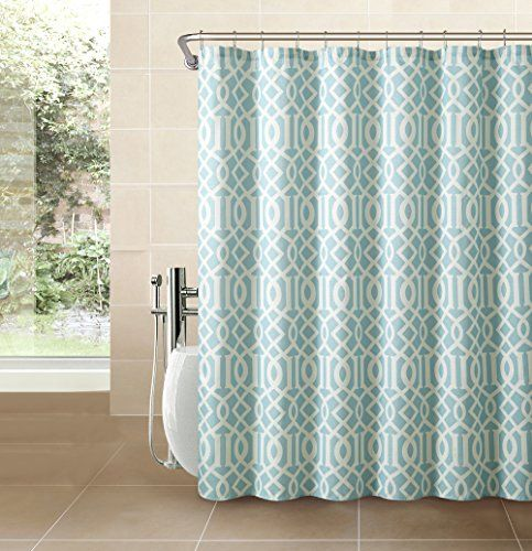 Victoria Classics Aaron Heavy Duty Textured Fabric Shower Curtain - Assorted Colors (Blue) GoodGram® http://www.amazon.com/dp/B00KUAILI8/ref=cm_sw_r_pi_dp_TeJvvb1XF6M48