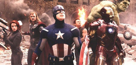 Avengers! :D