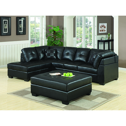 Coaster Furniture 500606 Sectional Sofa W Left Side Chaise In