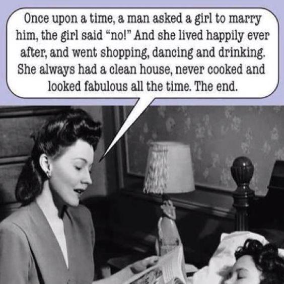Haha good fairytale!