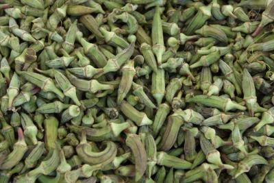 Nutrition Of Freeze Dried Okra Vegetables Okra And Freeze