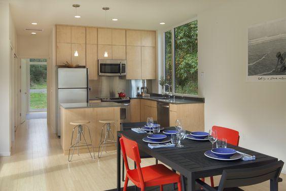 Method Homes Marrowstone Dining
