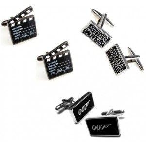 movie cufflinks